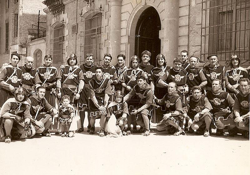 Foto Fundadores 1959-1960