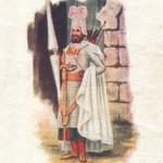 Esbós de 1911 comparsa Alcodians
