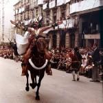 """Cap Batedor Alferes 1979 Eugenio Pascual """"Ríos"""""""