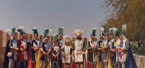 Cavallers Capità 1980