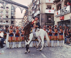 Juan luis González Recio Cap Batedor 1994
