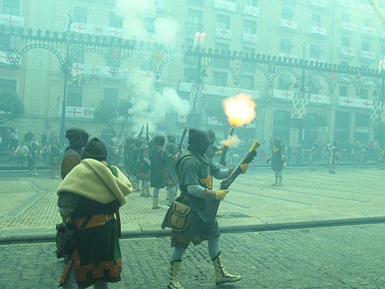 Día dels Trons o de l'Alardo